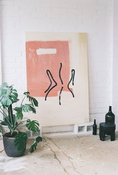 x Acrylic Paint on Canvas. Large Painting, Acrylic Painting Canvas, Abstract Canvas, Painting & Drawing, Light Art, Large Wall Art, Art Inspo, Wall Art Prints, Cool Art