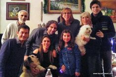 LAURA CLIMENT Family. Photo. Angela, Family Photo, Dogs, People, December, Animals, Art, Art Background, Animales