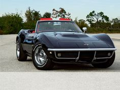 1968 Chevrolet Corvette 427 Convertible