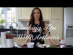 Tips on Cooking with Arthritis by UK Dietitian Nichola Whitehead