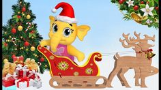 Christmas Songs For Kids | Nursery Rhymes Collection & Kids Songs |Emmie the Elephant #videosForkids #SongsForKids #childrenssong KidsSong #forkids #forchildren