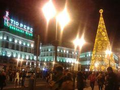 Puerta del Sol.Madrid 2014.Cisco.