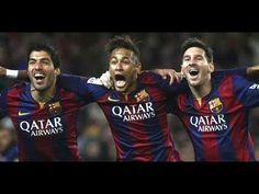 MSN ● Messi - Suarez - Neymar ● The Barcelona Trio | 2015 HD