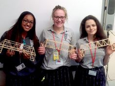 Bridges carry load at ITT contest | The Beverly Review