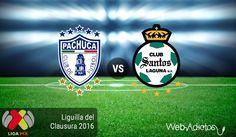Pachuca vs Santos, Cuartos de final Clausura 2016 ¡En vivo por internet! - https://webadictos.com/2016/05/15/pachuca-vs-santos-cuartos-clausura-2016/?utm_source=PN&utm_medium=Pinterest&utm_campaign=PN%2Bposts
