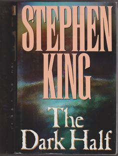 The Dark Half Stephen King Hardcover