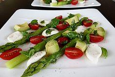 Spargelsalat - italienisch (Rezept mit Bild) von binchen59 | Chefkoch.de