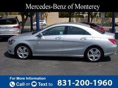 2015 *Mercedes Benz *MBZ* *CLA250* 4k Miles $28,988 4480 Miles. Monterey ...