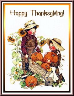 * Holly Hobbie * Thanksgiving * Magnet * Buy It Now * Thanksgiving Blessings, Thanksgiving Cards, Sarah Kay, Holly Hobbie, Applique Pillows, Vintage Artwork, Toot, Soft Sculpture, Cute Illustration