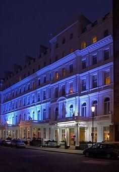 Lancaster Gate hotel- kensington
