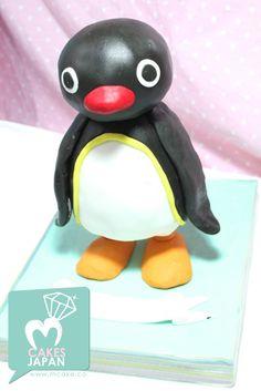 Pingu cake Idea