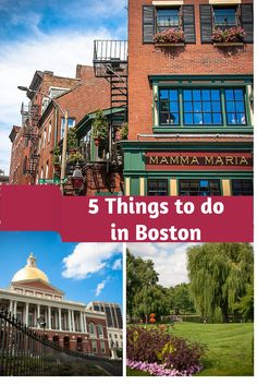 Boston is one of my favorite cities for a short weekend trip, so much so I've been 3 times in the past year. The city's core is highly walkable and the T(Boston's train system) will get you anywhere else you want to go making Boston the perfect city for a quick sojourn. Here are my recommendations to get a taste of Boston in just a few days.