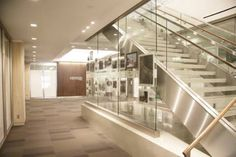 open stairs in lobby - Google Search