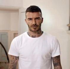 Beckham Haircut, Short Hair Cuts, Short Hair Styles, David Beckham Style, The Beckham Family, New Haircuts, Fade Haircut, Hair And Beard Styles, Hairstyle