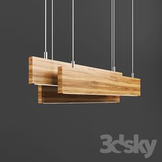 Wooden chandelier - All For Decoration Wooden Chandelier, Wooden Lamp, Chandelier Lighting, Wood Pendant Light, Pendant Lights, Blitz Design, Wooden Ceilings, Wooden Ceiling Design, Modern Lighting Design