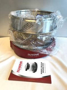 NuWave Pro Plus 20653 Inferred Convection Oven #NuWave