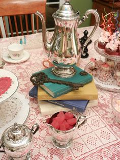 LiFE: Sweet 16 Mad Hatter Tea Party