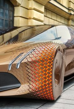 BMW Vision Next 100 Detailed In New Gallery [34 Pics]