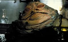 Jabba The Hutt - A crime boss employing bounty hunters in The Phantom Menace, The Clone Wars, A New Hope and Return of the Jedi, killed by Leia Organa aboard his sail barge in Return of the Jedi.