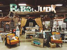 Rebel Junk Vintage Market Coeur d'Alene, Idaho and Hillsboro, Oregon! http://rebeljunk.com