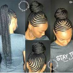 Love this braiding pattern