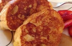 Alton Brown's French Toast Recipe - Recipezazz.com