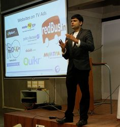 """With a vision and commitment to impart knowledge on online marketing to the Gujaratis, Elsner Technologies Pvt. Ltd., had once more conducted an informative seminar with the topic, """"Internet Marketing Will Help You To Grow Your Business."""""""