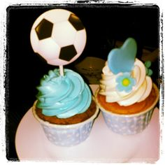 Cup cake.