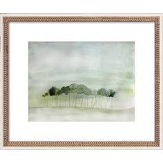 Quiet Framed Print, Artfully Walls
