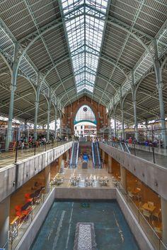 Mercado de Colón (Valencia - Spain)