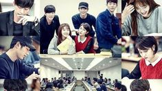 Park Hae Jin, Seo Kang Jun, Nam Joo Hyuk, and more gather for 'Cheese in the Trap' script reading | allkpop.com