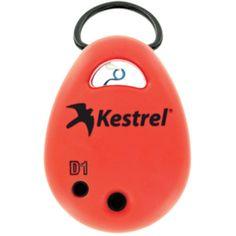 Kestrel DROP D1 Smart Temperature Data Logger - Red