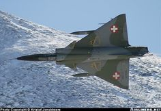Swiss Air Force Mirage III RS 1965-2003 Aviation Militaire, Aviation, Avions De Chasse, Suisse, Avion De Chasse