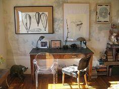 {modern grace} designs: {love : ghost chair}