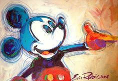 Mickey by Eric Robison