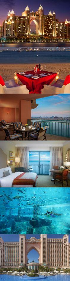 Atlantis Palm Dubai is the flagship resort on The Palm. Dream Vacation!