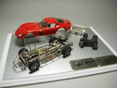 Ferrari 250 GTO Stradale 1962