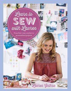Bibelot: Bias binding tutorial from Lauren Guthrie's new book Learn to Sew with Lauren.