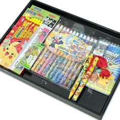 pokemon school supplies | Pokemon 12000 School Supply stationaries Set | eBay