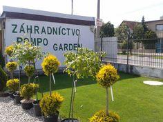 záhradné centrum SENICA