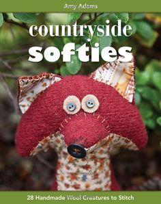 Countryside Softies: Amazon.co.uk: Amy Adams: Books