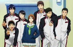 Seirin team