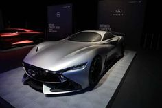 Infiniti Concept Vision at the Gran Turismo® GT Sport launch - Infiniti