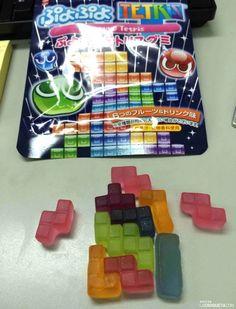 Gominolas Tetris