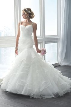 730f27ac883 Wedding gown by Christina Wu Brides. Wedding Gown Gallery