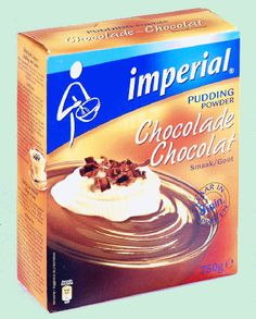 IMPERIAL poudre pudding chocolat 750 g