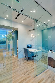 Five Cosmetic Dentistry Before And After Clinic Interior Design, Interior Design Portfolios, Clinic Design, Healthcare Design, Interior Design Magazine, Modern Interior Design, Design Interiors, Salon Design, Design Design