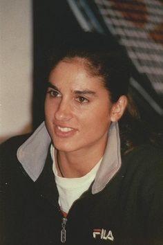 Gabriela Sabatini   #Tennis #Sports #Argentine #Gabriela #Sabatini  
