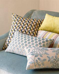 Velvets - Grovehurst Collection - Jane Churchill Fabrics & Wallpapers