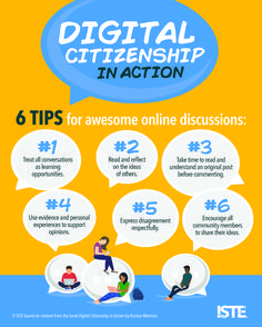 Digital Citizenship in Action Poster Digital Citizenship, Lesson Plans, Conversation, Reflection, Encouragement, Action, Teacher, Student, Library Ideas